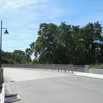 Wallis Ranch Bridge