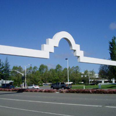 Hacienda Entry Structures