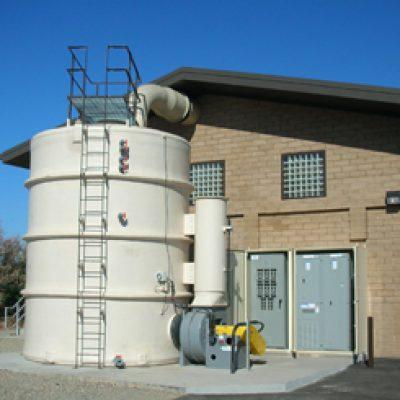 San Juan Water Treatment Plant
