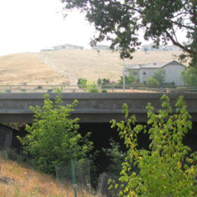 Tassajara Road Bridge